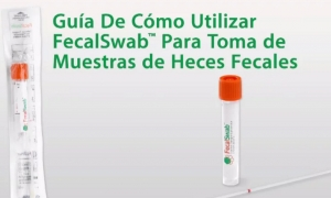 Copan FecalSwab™ How to Use Video (Spanish Version)